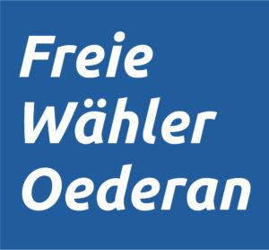 Freie Wähler Oederan, Kommunalwahl 2019, Stadtrat Oederan, Sachsen, Mittelsachsen, Kirchbach, Görbersdorf, Schönerstadt, Börnichen, Frankenstein, Breitenau, Gahlenz, Memmendorf, Hartha, Wingendorf